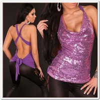 images of sex ladies wsphoto free shipping hot sale wholesale fashion shirt ladies vest tops one size purple item