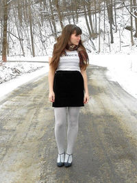 images pantyhose grey wool pantyhose black skirt striped white shirt tights