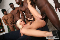 interracial xxx picture media interracial gang bang gangbang