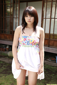japan girl sexy gallery shinozaki photo blue bikini