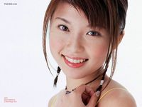 japan girl sexy pic celebrity aki kawamura wallpaper