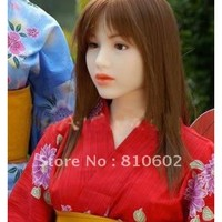 japan sex the girl data product free shipping sexy real japan girl inflatable semi solid silicone love doll dolls caom