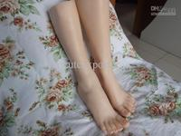 leg and feet sex albu yard silicone leg foot sexy product