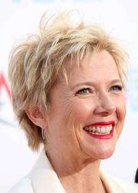 mature women pics annette bening category short hairstyles