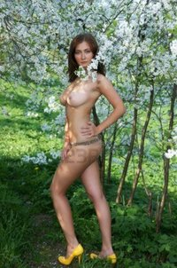 naked girl pictures free samodelkin nude girl colours cherry blossom photo