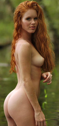 naked hot redheads original fucking hot redhead lovely ass nude nature