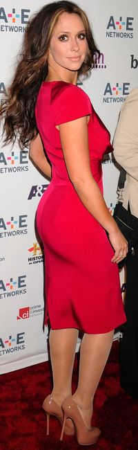 nice big ass jennifer love hewitt nice ass tight red dress