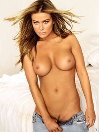 nude celebrities page pictures topless carmen electra