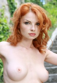 nude redheads xrzu sexy hot naked ginger redheads nude