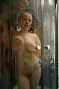 nudist girls in shower nude girl pressed shower