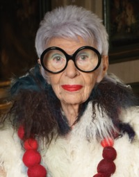older women pix node detail news iris apfel advertising branding older women are girls fashion