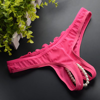 panties and sex htb xxfxxxu hot sexy pearl thongs free size women open crotch string beads panties products item