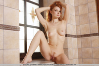 perky nipples galleries sexy nudes met art this firecracker perky nipples red hair that waves wind