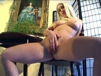 pic of shaved vagina aee classy busty blonde plays shaved vagina videos