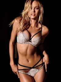 pics of hot and sexy models candice swanepoel victorias secret lingerie national underwear day hot models