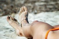 pics of sexy feet salajean woman sexy feet beach focus photo