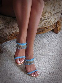 pics of sexy feet sandals sexy