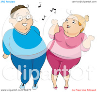plump woman pics royalty free clipart illustration pleasantly plump woman dancing husband portfolio bnpdesignstudio