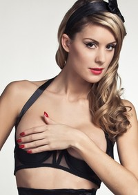 porno lingerie media catalog product eab cadolle porno chic open bra black