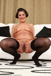 pussy pic hairy rit hairy grandma rita spreads pussy