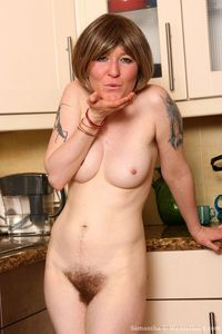 pussy woman mature picpost thmbs naked mature pussy woman kitchen pics