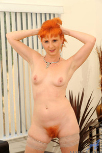red head hot pussy sashabrand hairy snatches fiery redhead hot pussy