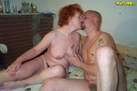 red head sex mature hard