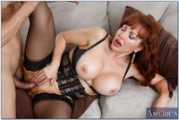 red head sex hotmom hot redhead mom