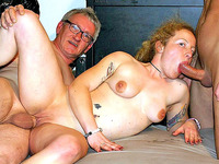 redhead and sex scj flvpreview curly redhead screwed geezers