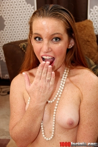 redhead porn images media original redhead porn star emily eve craves immense alluring milk face shot