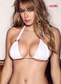 sexiest naked celebrities keeley hazell zoo magazine naked fhm nude celebrities