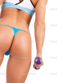 sexy ass i depositphotos back sexy athlete stock photo