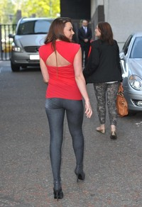 sexy ass pics gallery michelle heaton sexy ass wearing skin tight pants outside studio london category