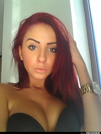 sexy big breasts images awsum redhead jailbait selfshots tits sexy posing hot selfshot showing natural boobs