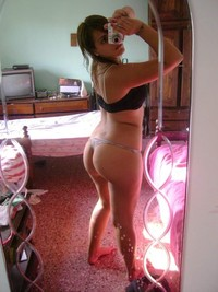 sexy big butt woman girl thong bra ass selfshot search label