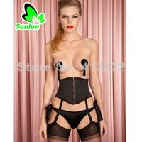 sexy black ladies photos goodsimg free shipping sunlun fantasy zone ladies sexy black corset string bustier arrival products intimates bustiers corsets page