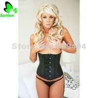 sexy black ladies photos goodsimg sunlun free shipping ladies fashion sexy black corset string bustier products intimates bustiers corsets page