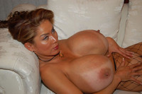 sexy huge breast pics latina showing boobs