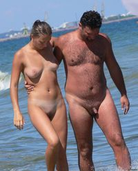 sexy nude beach pictures media original nude beach couple pecker small knockers photo pair