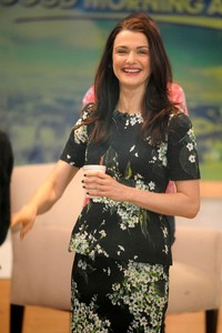 sexy pantyhose pics gallery rachel weisz wearing sexy pantyhose good morning america nyc