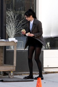 sexy pantyhose picture gallery krysten ritter wearing sexy pantyhose assistance set nyc