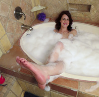 sexy photo naked sexy naked feet bubbles wet redhead amateur boobs