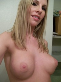 sexy pics big tits busty self shots sexy blonde boobs may