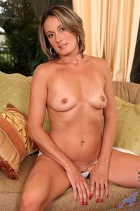 small tits picpost thmbs small tits pretty milf sitting couch pics