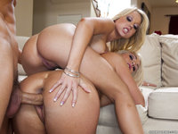 threesome porn pics shawna lenee threesome pictures gets horny porn