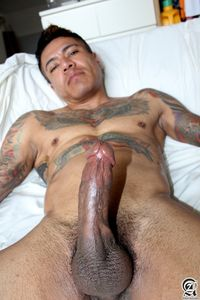 to big dick porn alternadudes maxx sanchez tatted mexican daddy cock amateur gay porn category latino