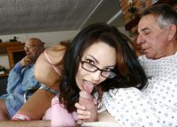 young and old porn pics young slut volunteers tight pussy down old perverts retirement home