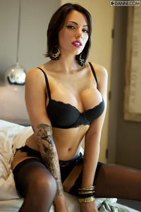 black stockings pic juelz ventura ink black stockings