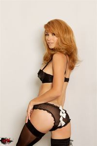 black stockings pic hosted tgp heather vandeven pics uses glass toy black stockings gal