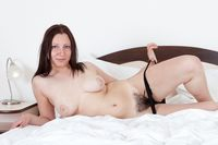 brunette vagina pics brunette nancy curly hairy vagina